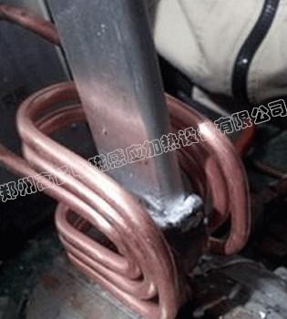 高频焊接机焊接飞机电路连接板