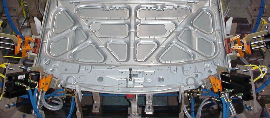 高频焊机在汽车零部件中的应用